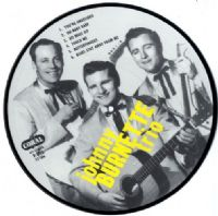 "Johnny Burnette Trio - Tear It Up - Eager Beaver Baby (10"" Picture Disc)"